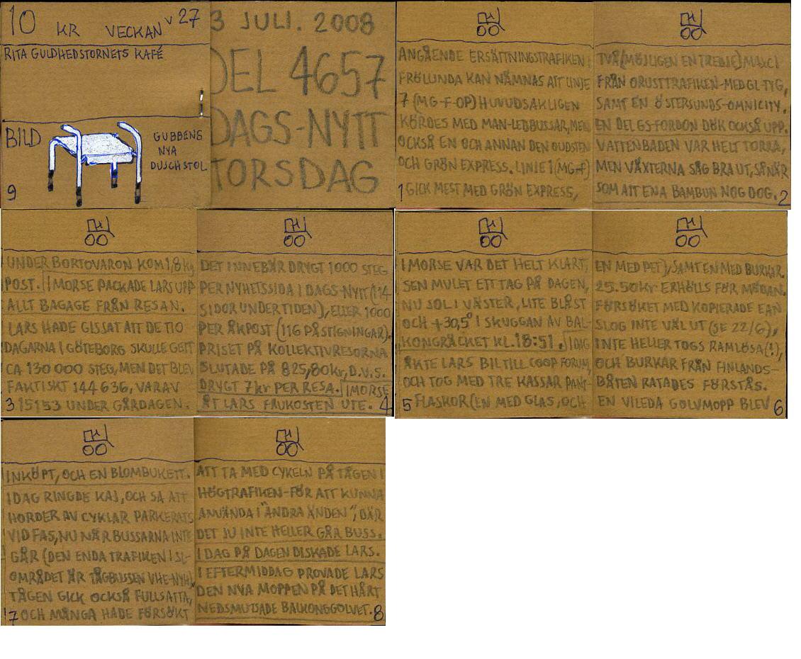 dags-nytt 3 juli 2008