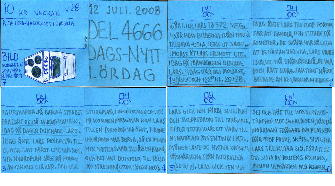dags-nytt 12 juli 2008