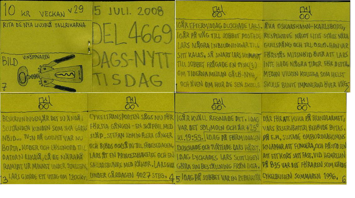 dags-nytt 15 juli 2008