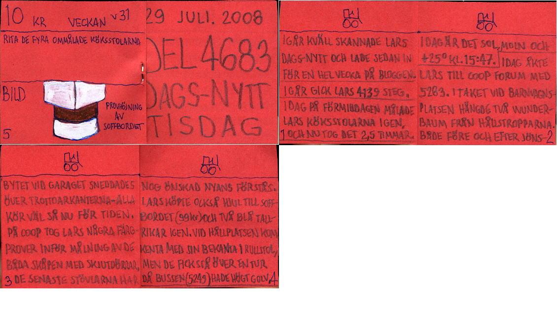 dags-nytt 29 juli 2008