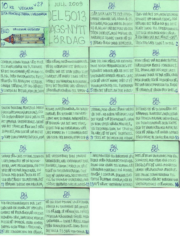 Dags-Nytt 4 juli 2009