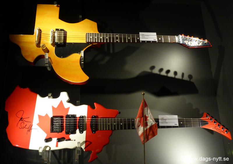 gitarrmuseet i umeå
